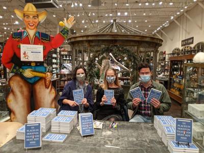 Local book, tours reveal hidden Houston