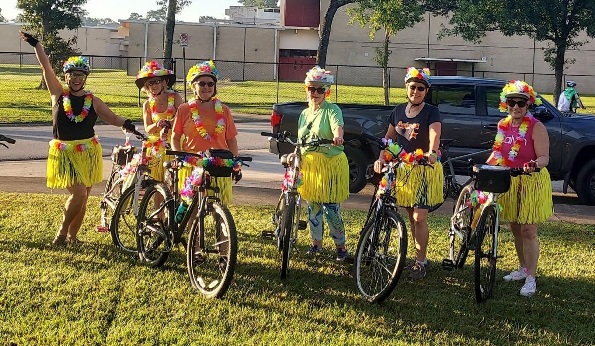 Tour de Oak Forest Hawaiian Riders