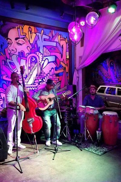 Art Valet-La Tribu Cubana