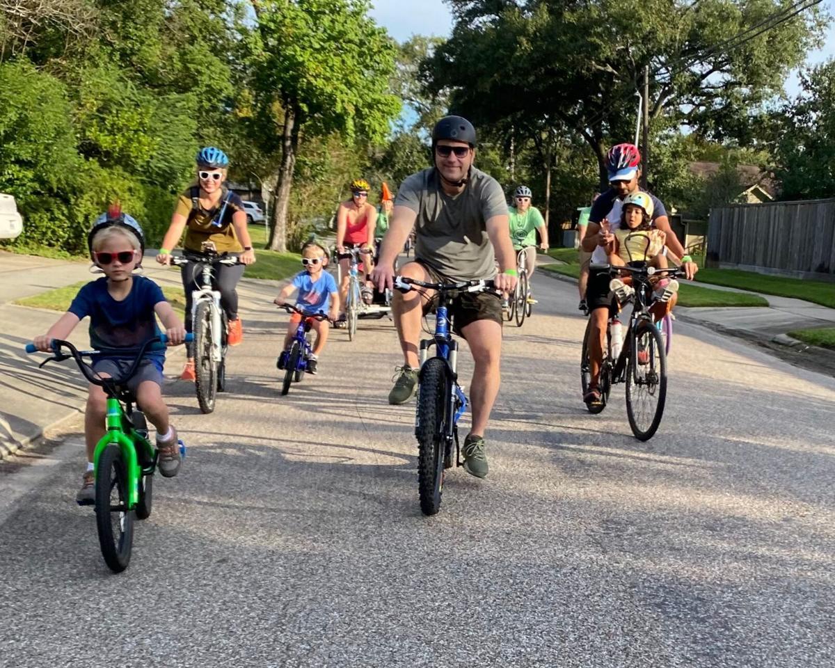 Tour de Oak Forest Street Riders
