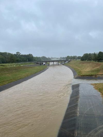 White Oak Bayou Flooding