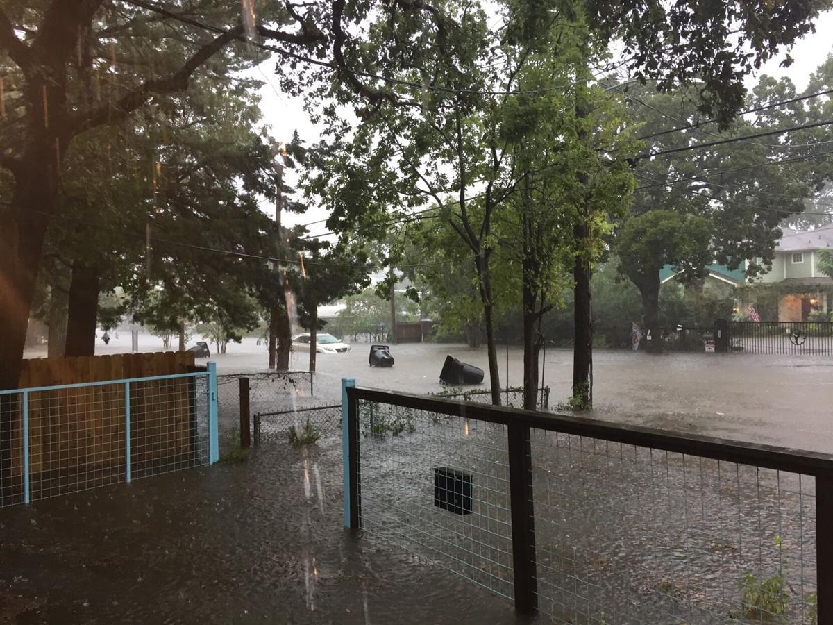 Wakefield Flooding 1