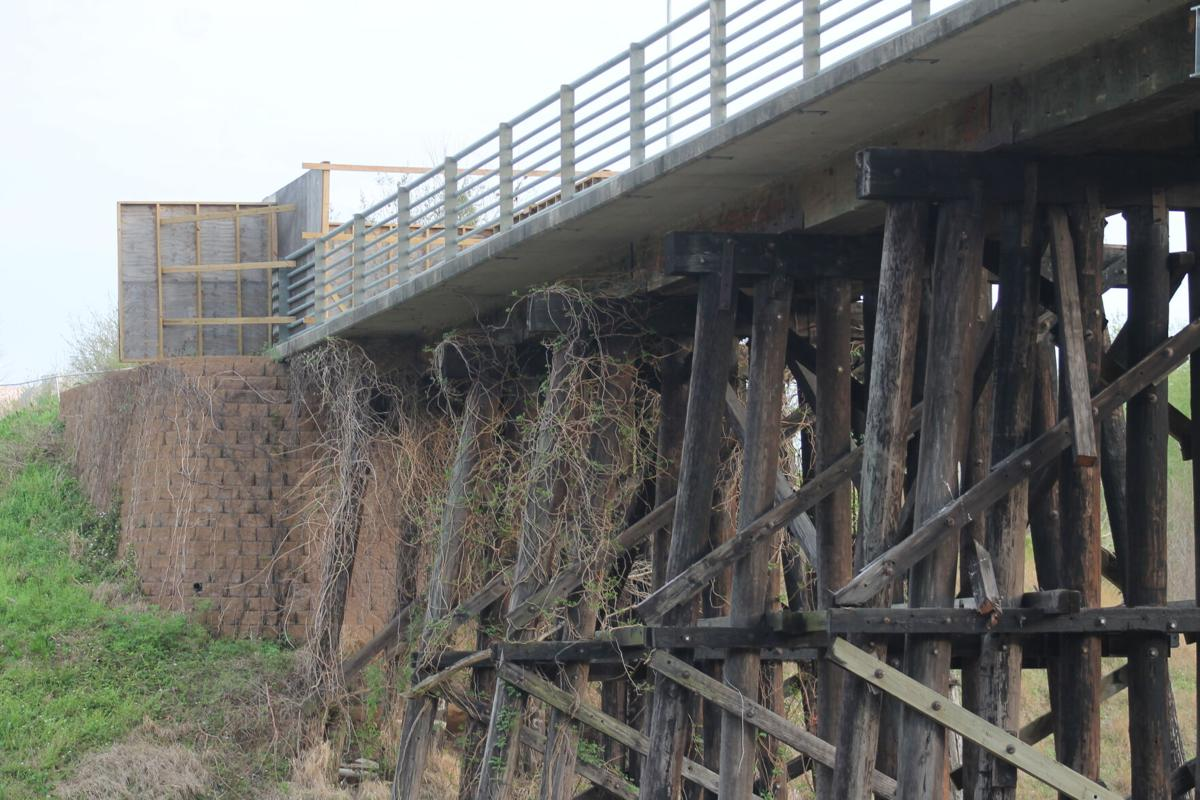 MKT Bridge Underneath