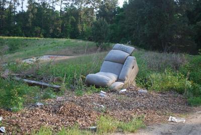 Illegal dumping has neighbors seeking answers