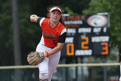 Dear's all-around play paces SPX softball in strong week