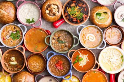 Where to get a good bowl of soup in the area