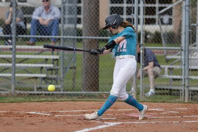 Lady Panthers bust out big bats in district wins