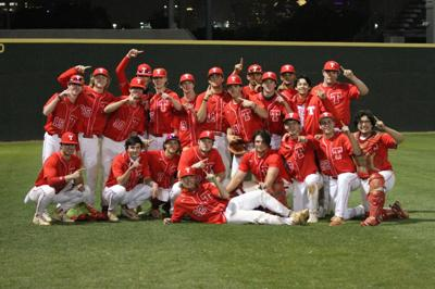 St. Thomas clinches baseball district title