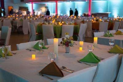 Heights' candlelight dinner returns with virtual format