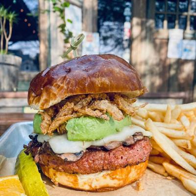 onion creek burger