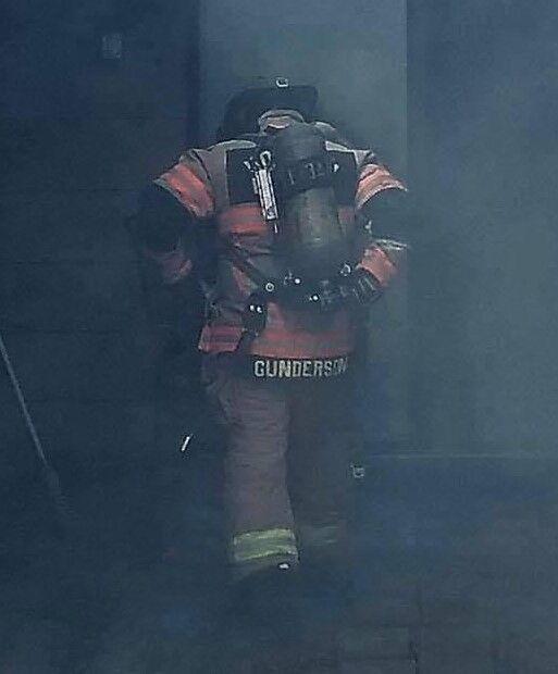 Will Gunderson Fire Walk