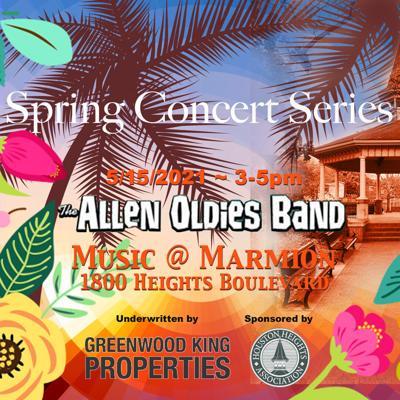 Third date set for Marmion Park concert series
