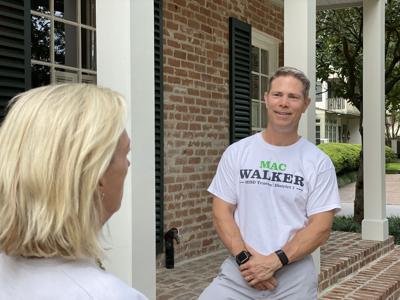 Mac Walker Block Walking