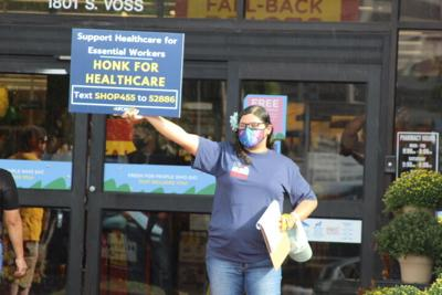 Kroger workers pushing for return of hazard pay