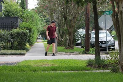 City adding missing sidewalk link in Heights