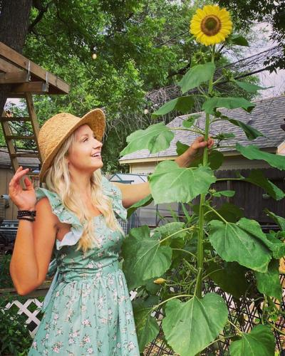 Amy Williams garden