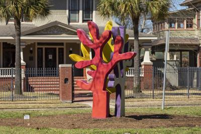 Art Valet: Take a sculpture stroll down Heights Boulevard