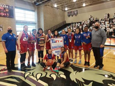 Tight-knit Lady Lions relish title triumph
