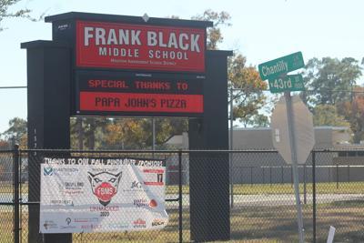 Frank Black Middle School
