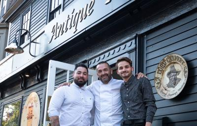 The Antique Table: Life is Back at Seven Central Street with an Italian Twist