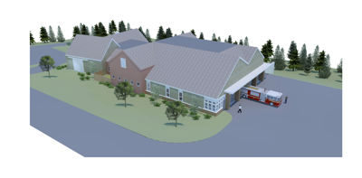 Proposed Essex Public Safety Facility