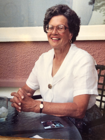 Florence Cushing Perkins