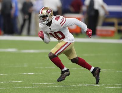 49ers D.J. Reed