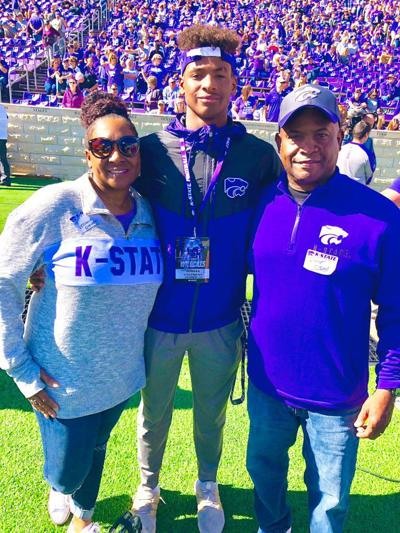 Dorian Stephens, 2021 K-State football commit