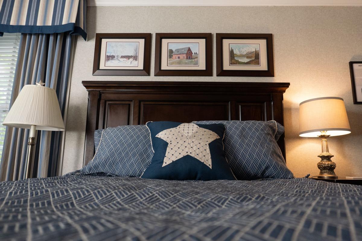 Eisenhower Bed