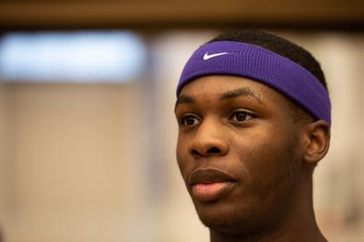 Montavious Murphy answers questions