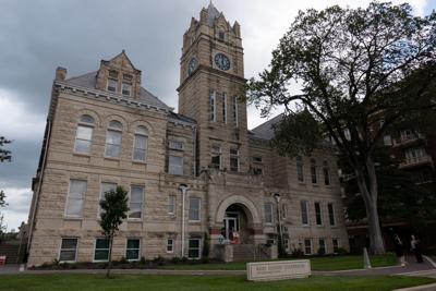 Riley County Courthouse