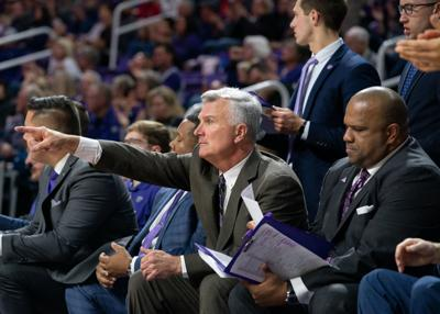 Bruce Weber vs. TCU, Jan. 2020
