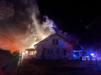 20030 Droll Road Fire