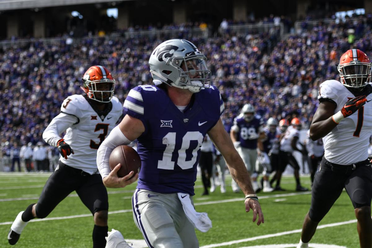 Kickoff Time Tv Info Announced For Kansas State S Game At