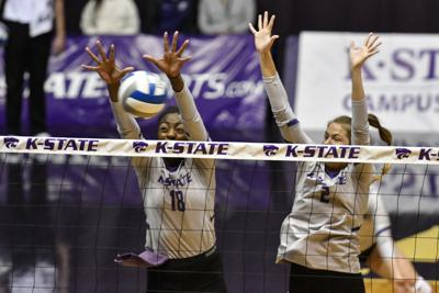NCAA Volleyball: Kansas State vs Texas Tech