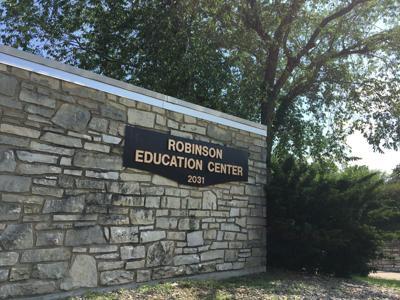 robinson education center exterior