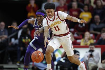 Cartier Diarra Kansas St Iowa St Basketball