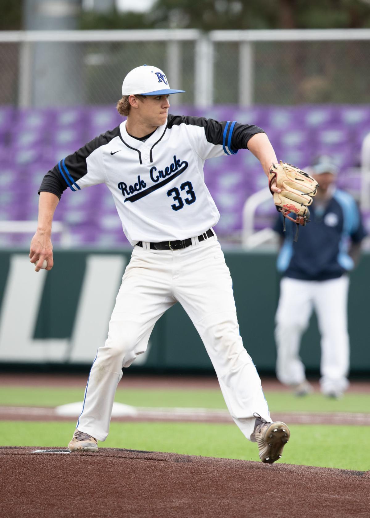 Toby Becker, Rock Creek pitcher
