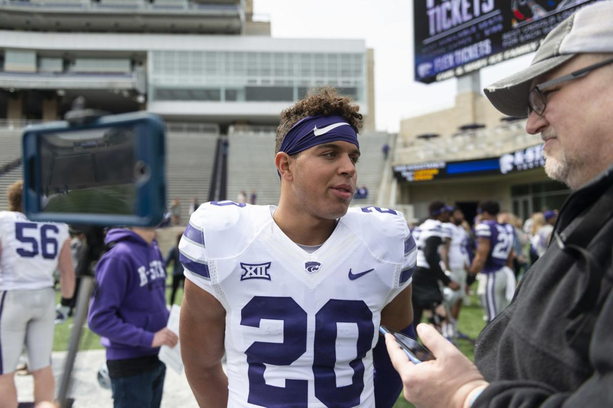 K-State Spring Game, Goolsby