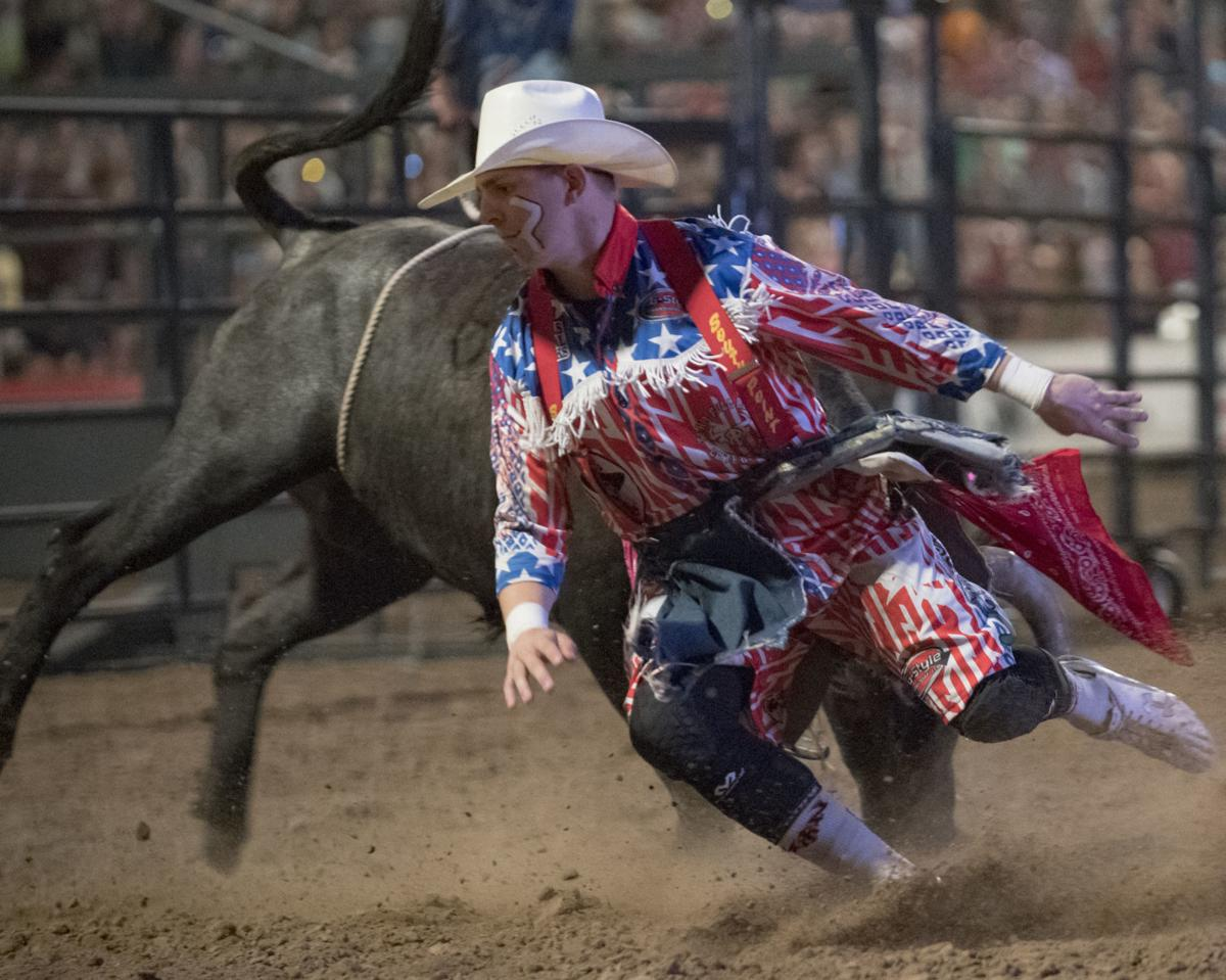 For Cade Gibson Bullfighting The Best Feeling There Is