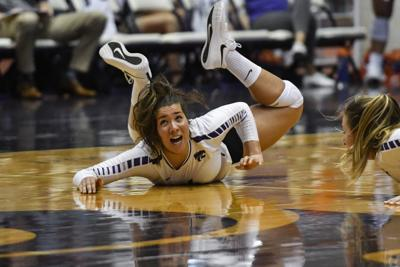 College Volleyball: Kansas State vs. Omaha