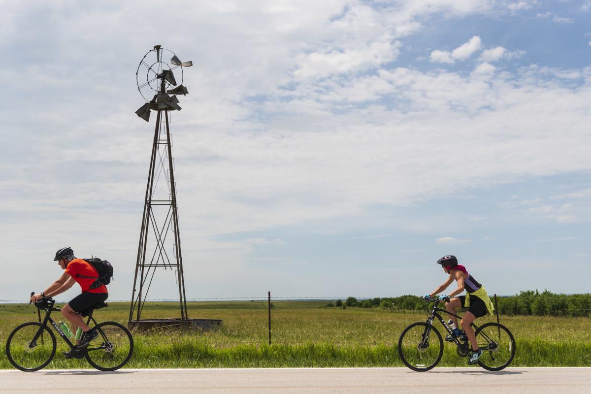 Bike Across Kansas 2019