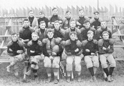 1910: The lost year of the Sunflower Showdown
