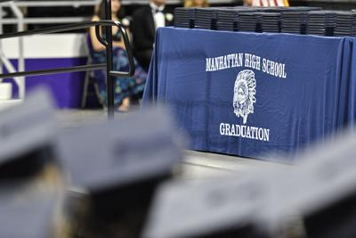 Manhattan High School 2019 Commencement