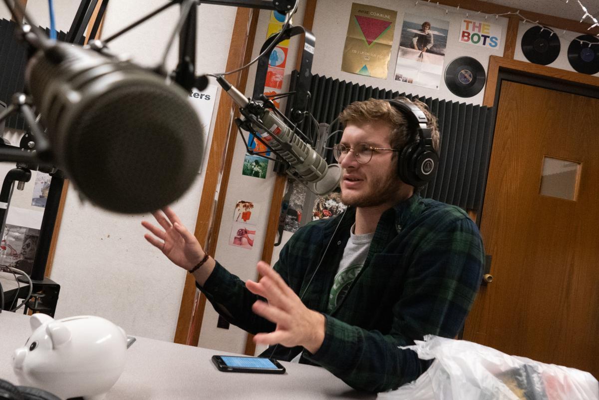 Trey Kuhlmann on Wildcat 91.9 FM