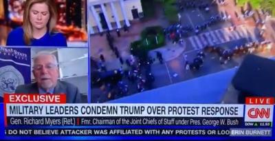 Myers on CNN