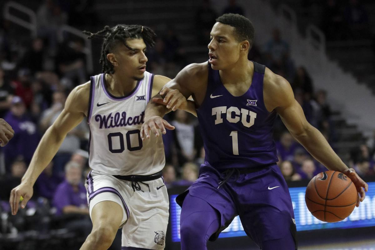 Desmond Bane vs. Kansas St Basketball