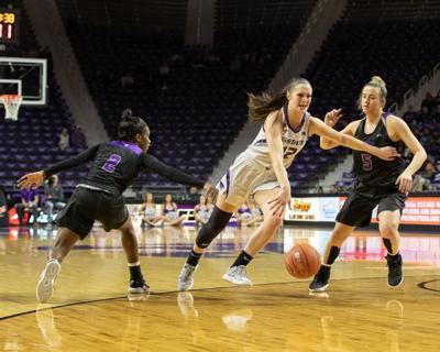 Rachel Ranke vs. Central Arkansas Dec. 2018