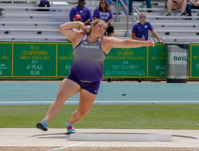 2018 Big 12 Track and Field Championship, KSU Taylor Latimer