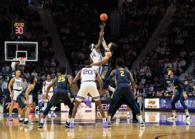 K-State/Marquette Jumpball